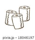 トイレットペーパー  18046197
