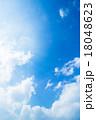 空 雲 青空の写真 18048623