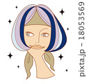 ファッション美容女性 18053569
