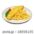 リアルフィッシュアンドチップス 18056135