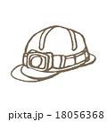 ヘルメット 18056368