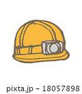 ヘルメット 18057898