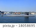 海上自衛隊潜水艦わかしお 18058695