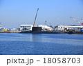 潜水艦 海上自衛隊 船の写真 18058703