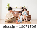 親子 子供 リビングの写真 18071506