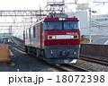 貨物列車 EH500 単機 西浦和駅 18072398