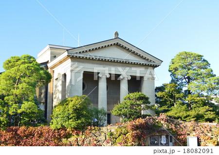 倉敷美観地区の大原美術館 18082091