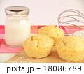 お菓子 お菓子作り スコーンの写真 18086789