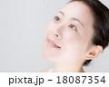 女性 顔 18087354