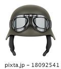 ヘルメット かぶと ドイツのイラスト 18092541