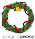 クリスマスリース 18092932