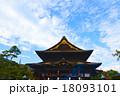 善光寺の本堂(長野県長野市元善町491) 18093101