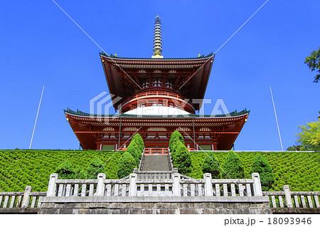 成田山新勝寺 平和の大塔 18093946