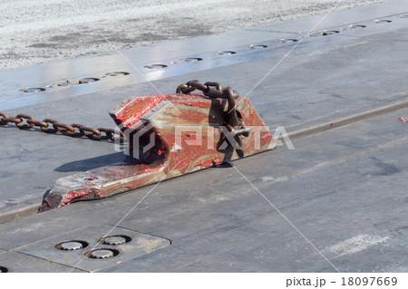 米空母ロナルド・レーガンのカタパルト・シャトル 18097669