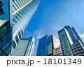 香港のオフィス街 18101349