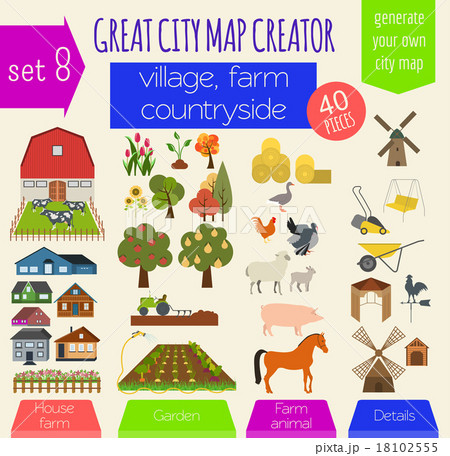 Great city map creator house constructor 18102555 for House map creator