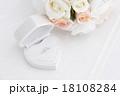 ウェディング 結婚式 婚約指輪の写真 18108284