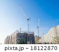 マンション 建設中 18122870