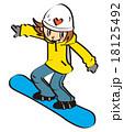 スノーボード 18125492