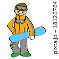 スノーボード 18126764