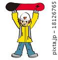 スノーボード 18126765