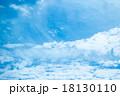 空 雲 背景素材の写真 18130110