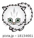 キャラクター 動物 哺乳類のイラスト 18134661
