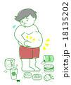 肥満 男性 食べ物 18135202