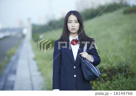放課後の女子高生 18149766