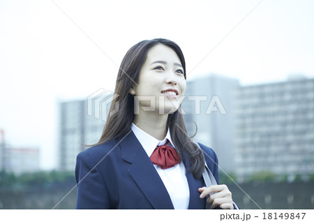 放課後の女子高生 18149847