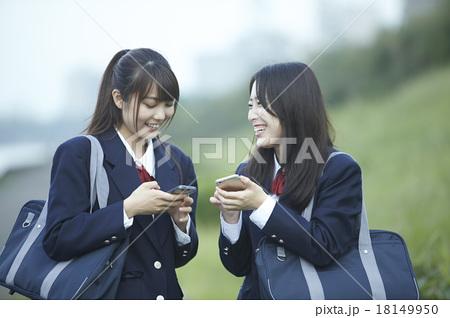 放課後の女子高生 18149950