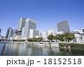 淀屋橋 大阪市 ビル群の写真 18152518