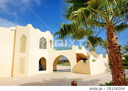 The villa at the luxury hotel, Hurghada, Egypt 18156264