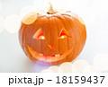 ハロウィーン かぼちゃ カボチャの写真 18159437
