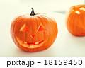 ハロウィーン かぼちゃ カボチャの写真 18159450