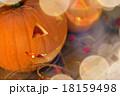 ハロウィン ハロウィーン ジャックランタンの写真 18159498