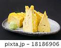 お寿司屋さんのだし巻き卵,和食,つまみ 18186906