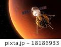 スペース 空間 宇宙のイラスト 18186933