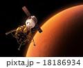 宇宙 火星 衛星のイラスト 18186934
