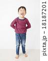 ポートレート 男の子 4歳 18187201