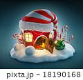 クリスマス xマス おとぎ話のイラスト 18190168
