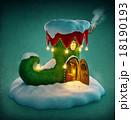 クリスマス xマス おとぎ話のイラスト 18190193