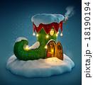 クリスマス xマス おとぎ話のイラスト 18190194