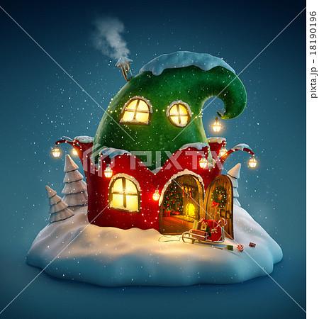 Amazing fairy house 18190196