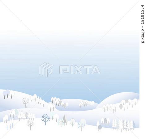 冬 風景 18191554