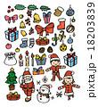 クリスマスセット 18203839