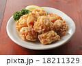 鶏の唐揚げ 18211329