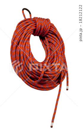 climbing ropeの写真素材 [18212122] - PIXTA