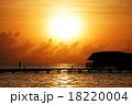 南国の夕日 18220004