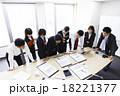 会議 ビジネス オフィスの写真 18221377